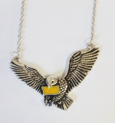 Colar Coruja Hedwig