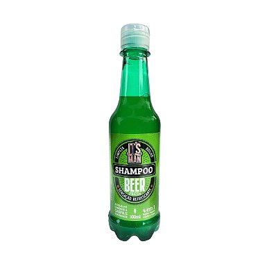 SHAMPOO BEER LINHA ITS MAN FRESH - 300ML