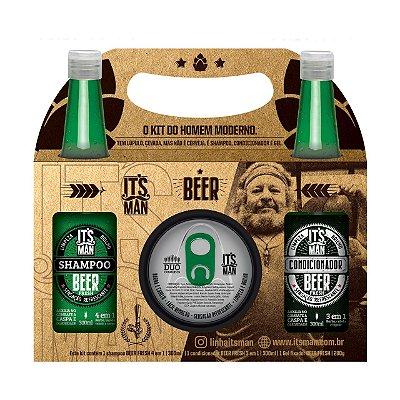 Kit Combo It´s Man Linha Beer Fresh