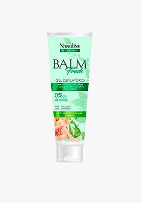 NANOLINE BALM FRESH - Gel depilatório