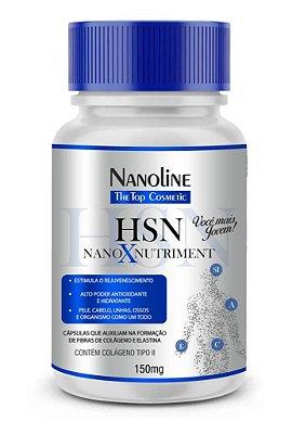 NANOLINE HSN NANO X NUTRIMENT Capsulas Anti-envelhecimento