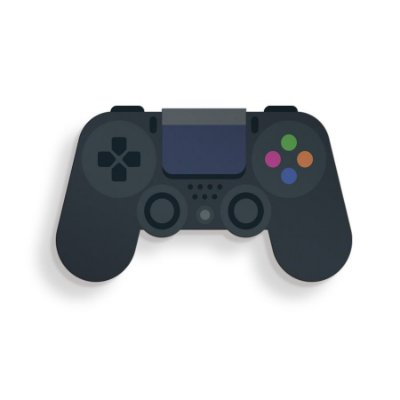 Lumiplaca Decorativa Controle PS4
