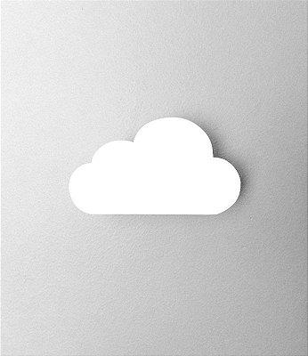 Pendurador Moderno Nuvem