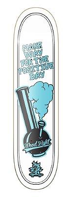 SHAPE WOOD EIGHT POSITIVE VIBRATIONS - POSITIVE DAY