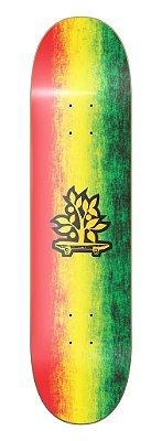 SHAPE WOOD EIGHT REGGAE - FLAG