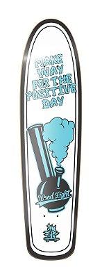 SHAPE LONGBOARD FREERIDE POSITIVE VIBRATIONS - POSITIVE DAY