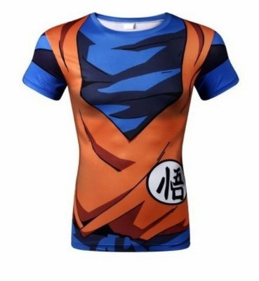 Camiseta Goku - Dragon Ball Z