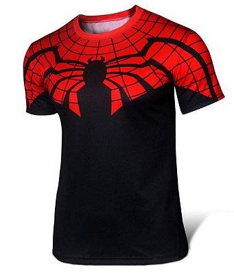 Camiseta Homem Aranha - Superior