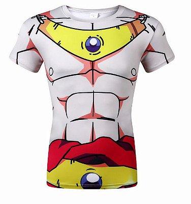 Camiseta Broly - Dragon Ball Z