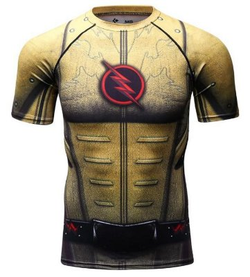 Camiseta Flash Reverso - The Flash