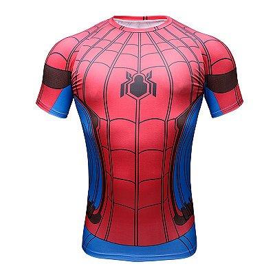 Camiseta Homem Aranha - Guerra Civil