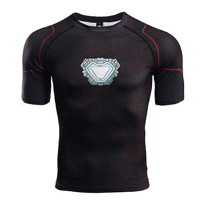 Camiseta Tony Stark - Guerra Infinita