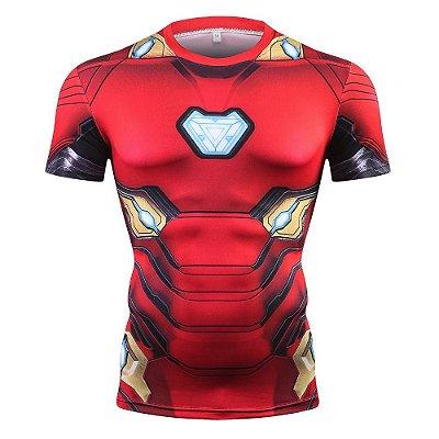 Camiseta Homem de Ferro - Guerra Infinita