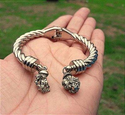 Bracelete Pirita