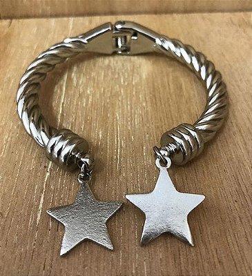 Bracelete Articulado Estrela