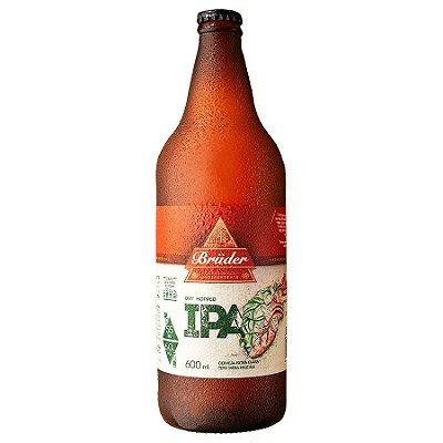 Cerveja Brüder Índia Pale Ale (IPA) 600ml