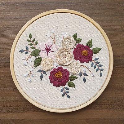Bastidor Floral