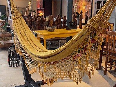 Rede de descanso Amarelo