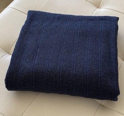 Manta Sofi Azul Marinho