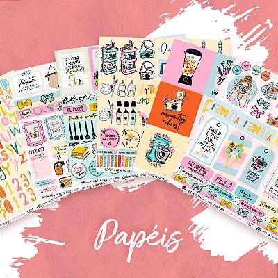 Mini Banner - PAPÉIS