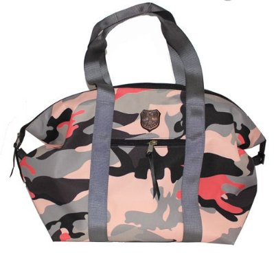 Baggit Maxi Crossfitter - Camo Pink