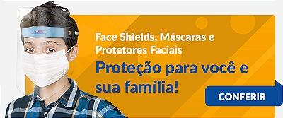 Mini Banner Face Shield