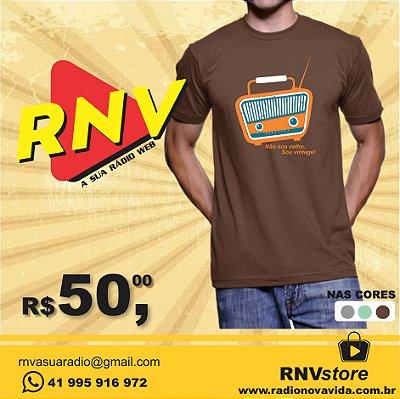 Camiseta Vintage RNV Store