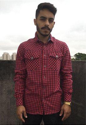 Camisa Xadrez Lenhador