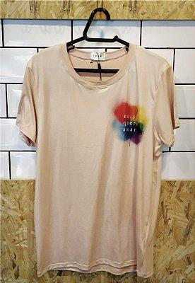 Camiseta Tiro Rainbow