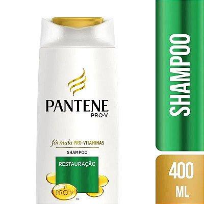 PANTENE SHAMPOO RESTAURAÇÃO 400ML