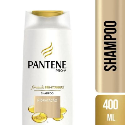 PANTENE SHAMPOO HIDRATAÇÃO 400ML
