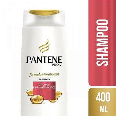 PANTENE SHAMPOO CACHOS HIDRA-VITAMINADOS 400ML