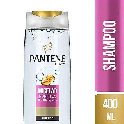 PANTENE SHAMPOO MICELAR 400ML