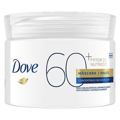 DOVE MASCARA 1 MIN FATOR DE NUTRIÇÃO 60+ 300g