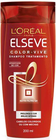 ELSEVE SHAMPOO COLOR-VIVE 200mL