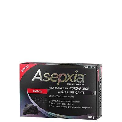 ASEPXIA SABONETE ANTIACNE DETOX 80g