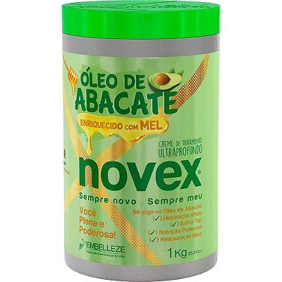 NOVEX CREME DE TRATAMENTO ÓLEO DE ACABATE 1Kg