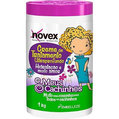 NOVEX CREME DE TRATAMENTO MEUS CACHINHOS 1Kg
