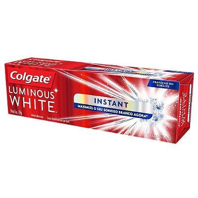 COLGATE CREME DENTAL LUMINOUS WHITE INSTANT 70g