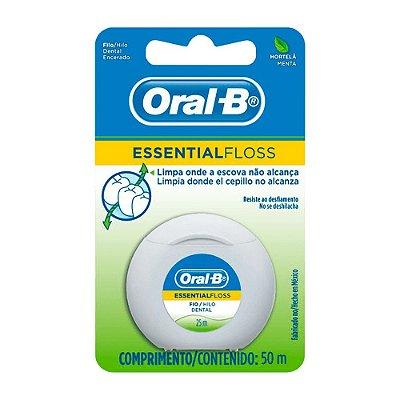 ORAL-B FIO DENTAL ESSENTIAL FLOSS 50m