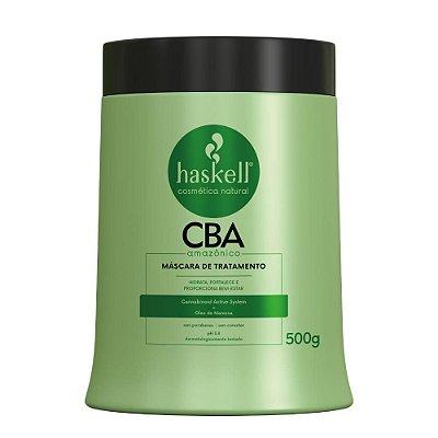 HASKELL MÁSCARA DE TRATAMENTO CBA AMAZÔNICO 500g