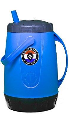 Garrafa Térmica Azul - 2,5 Litros