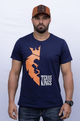 Camiseta Teras Kings Meio Leão TK