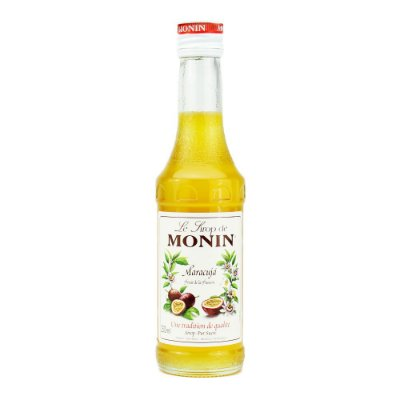 Mini Xarope Monin Maracujá 250ml