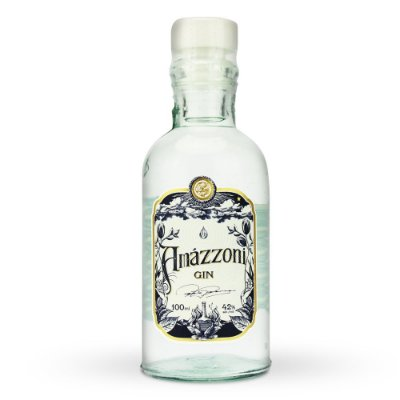 Mini Gin Amazzoni 100ml