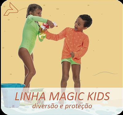 Linha Magic Kids