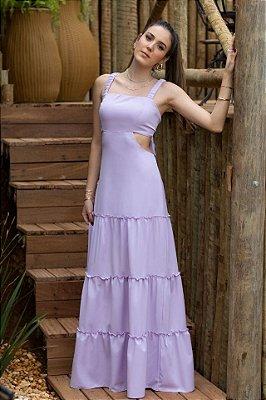 Vestido Longo Ariela