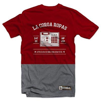 Camiseta MPC | La Coroa  | Vermelha