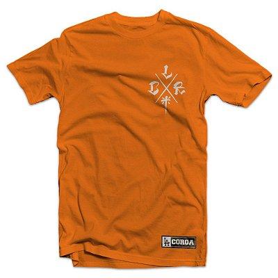 Camiseta  LCR | La Coroa  | Laranja