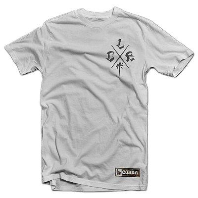 Camiseta  LCR | La Coroa  | Branca